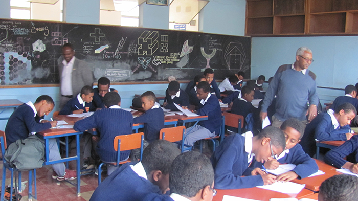 Schools in Ethiopia