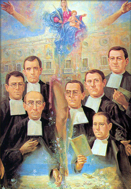 Feast of the Blessed Martyrs of Almeria