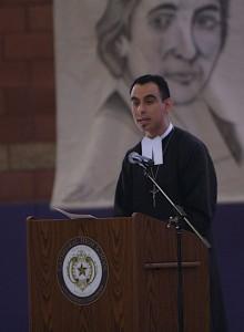 Brother Christopher Patiño