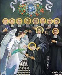 Saint Martyrs of Turón