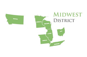 Districts Midwest
