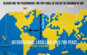International Lasallian Days for Peace (ILDP)