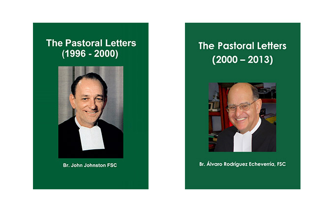 Superior General Pastoral Letters Collection Available