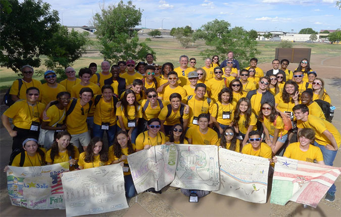 Youth Gatherings Energize Lasallians