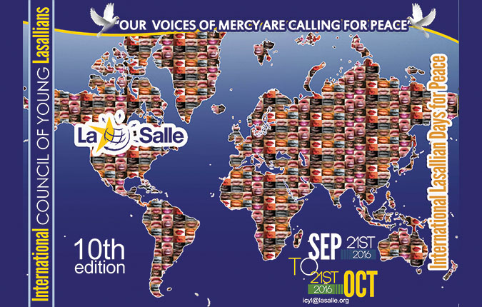 "2016 ILDP: ""Our Voices of Mercy are Calling for Peace"""