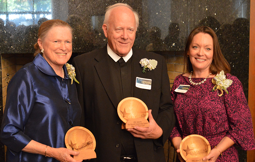 LV FSC Awards Honor SFNO Lasallians