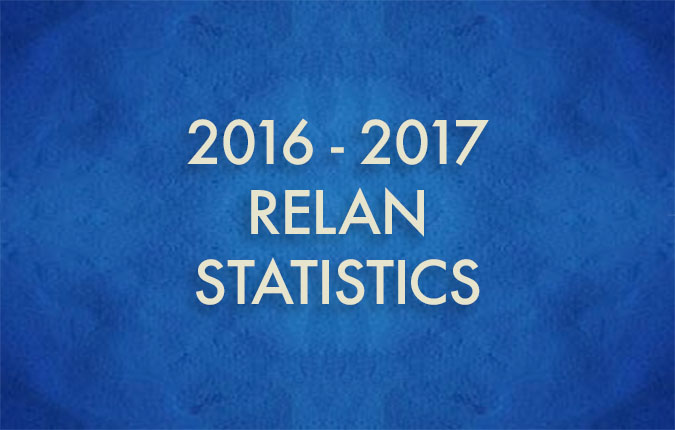New RELAN Statistics Available