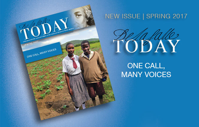 De La Salle Today: One Call, Many Voices