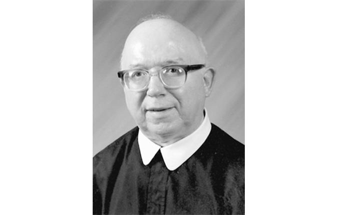 Brother James Bednar, RIP