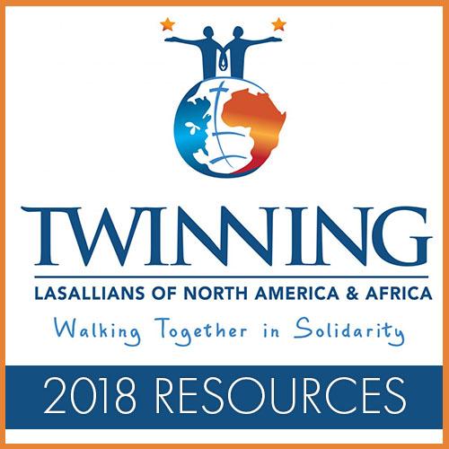Twinning 2018 Button