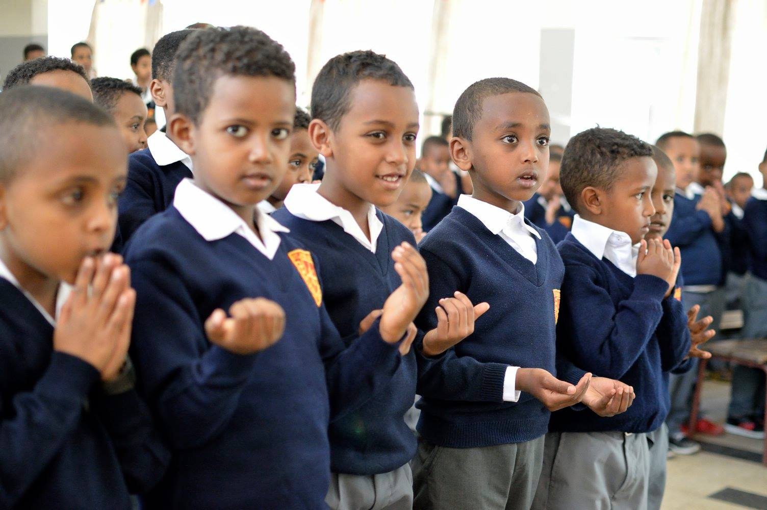 St  Joseph School, Addis Ababa, Ethiopia - RELAN