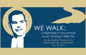 Brother James Miller Pilgrimage @ Stevens Point - Ellis Point, WI